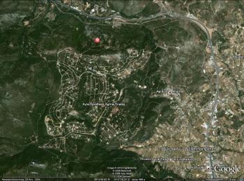 Ευρύτερος χάρτης Αφιδνών